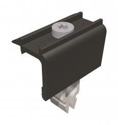 Schletter Endklemme Rapid¹⁶ 30–40mm schwarz