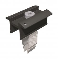 Schletter Mittelklemme Rapid¹⁶ 30–40mm schwarz