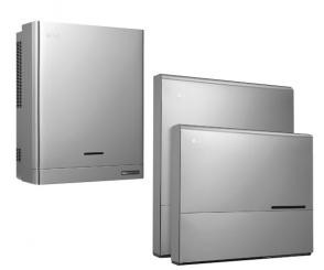 LG Energiespeichersystem Home 8 + LG HB 7H inkl. Sensor