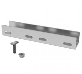 K2 Schienenverbinder SingleRail 36 Set
