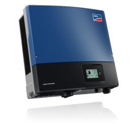 SMA Sunny Tripower 25000TL-30 mit Display