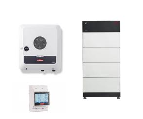 Fronius Symo GEN24 6.0 Plus + BYD B-Box Premium HVS 7.7 + Fronius Smart Meter TS 65A-3