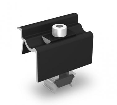 K2 Endklemme OneEnd 30-42mm schwarz