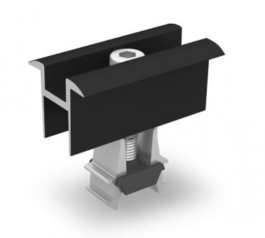 K2 Mittelklemme OneMid 30-42mm schwarz