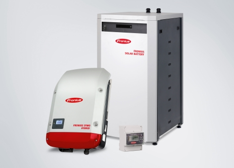Fronius Energy Package - Symo Hybrid 4.0-3-S mit Solar Battery 9.0