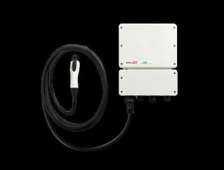 SolarEdge SE5000H HD Wave SetApp EV-Charger