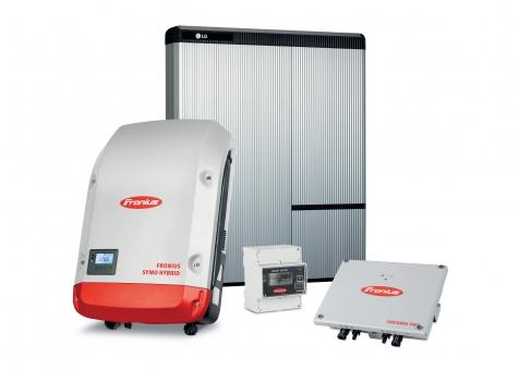Fronius Energy Package - Symo Hybrid 3.0-3-S mit LG Chem RESU 7H