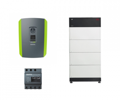 Kostal PLENTICORE plus 4.2 + BYD B-Box Premium HVS 5.1 + Smart Energy Meter